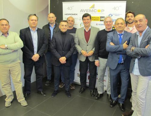 AVEMCOP se reúne con Fernando Giner, concejal de Ciudadanos en el ayuntamiento de València