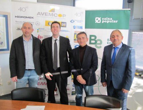 AVEMCOP y Caixa Popular suscriben un convenio de colaboración para potenciar acciones en beneficio de las empresas asociadas